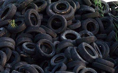 Scrap Tire Recycling Volunteer Opportunity