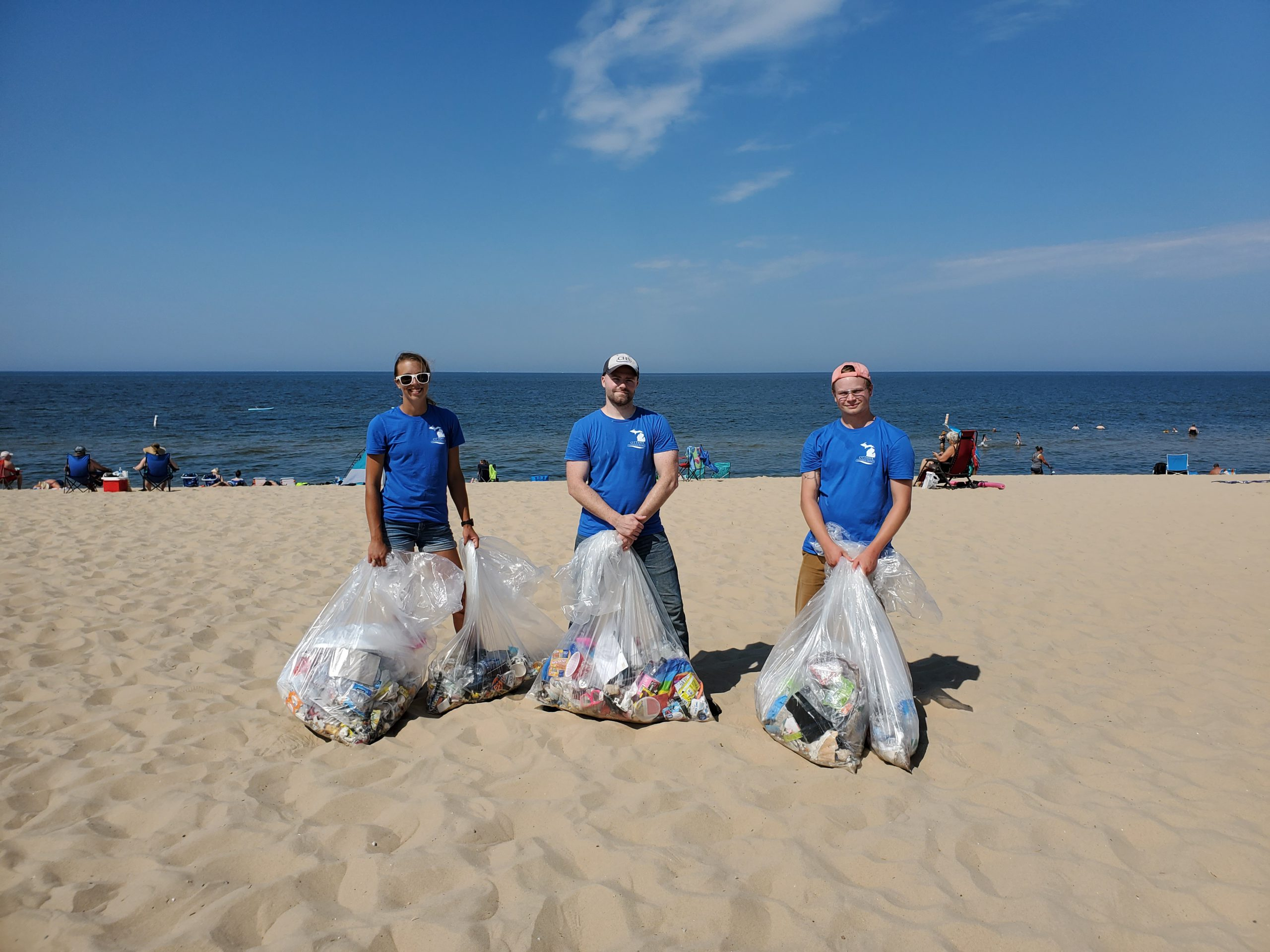 July Beach Cleanup